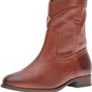 FRYE Brand New Cara Roper Boots